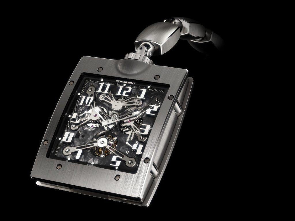 The RM 020 Tourbillon Pocket Watch