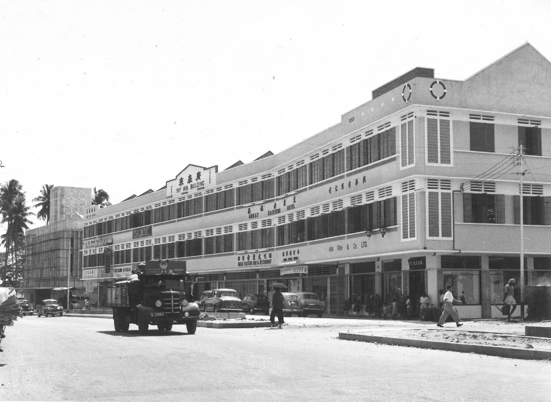 Yap Hin Building