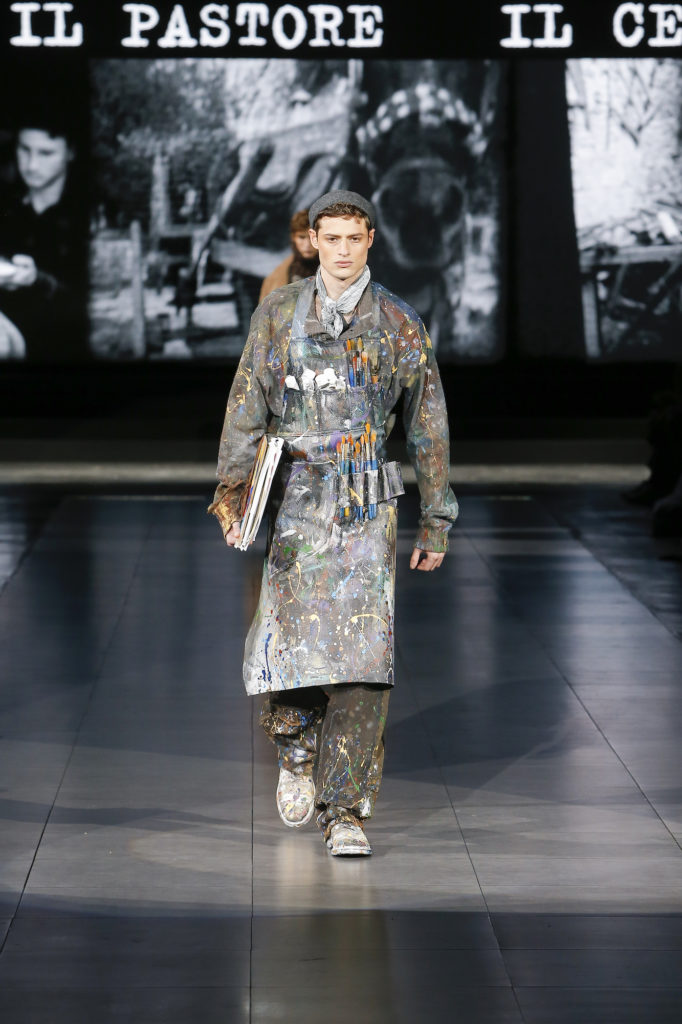 Dolce & Gabbana Autumn/Winter 2020 Menswear