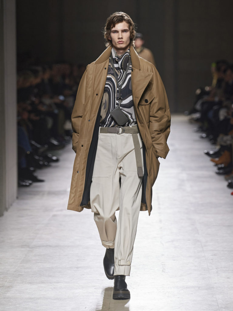 Hermès Autumn/Winter 2020 Menswear