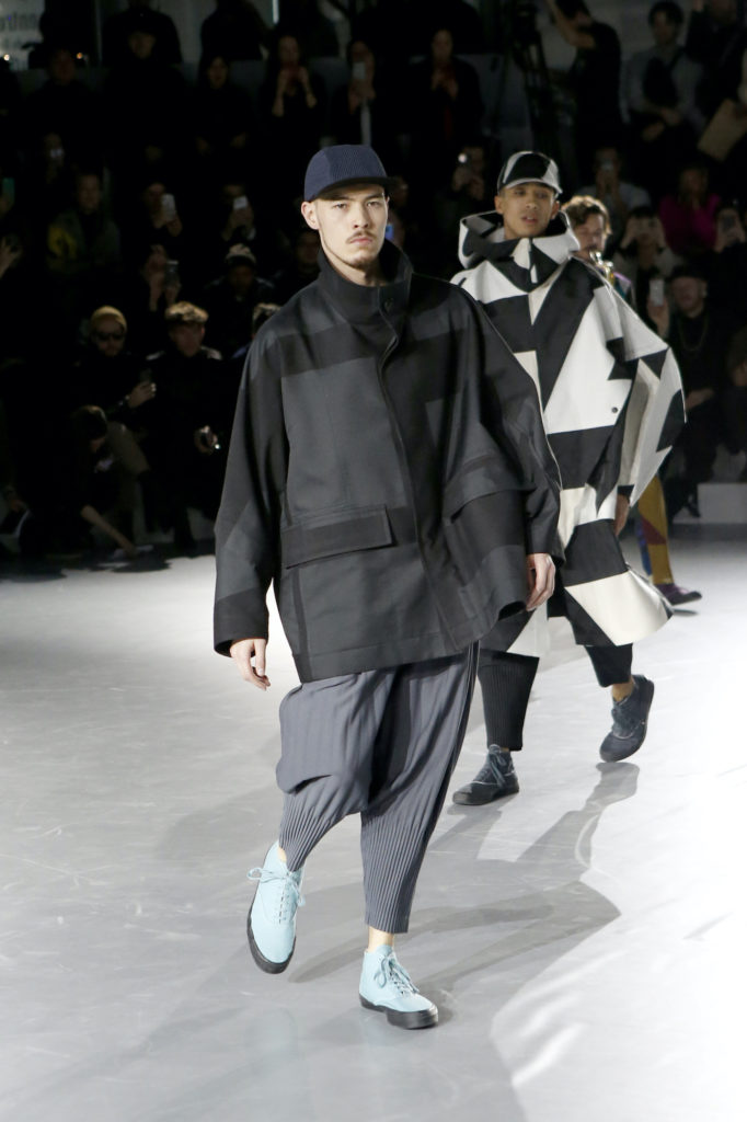 Homme Plissé Issey Miyake Autumn/Winter 2020