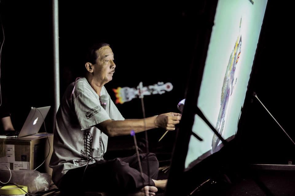 Made in Malaysia: Pak Dain, master shadow puppeteer & Fusion Wayang Kulit