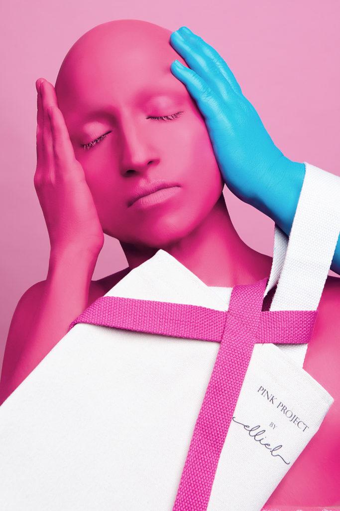 Ellie Lim - Pinkhand - Pink October