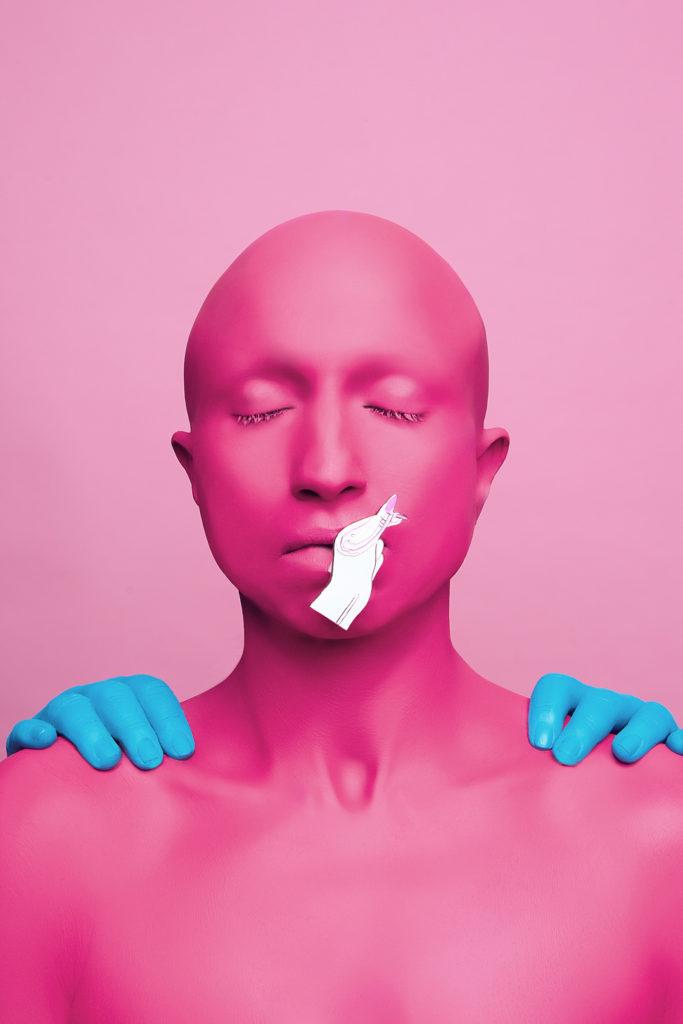 Lue Syn - Pink October