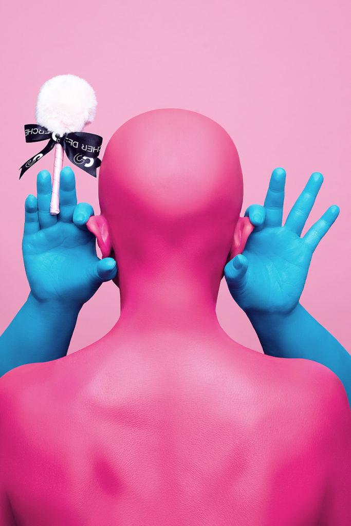 Chercher Design - Pink October