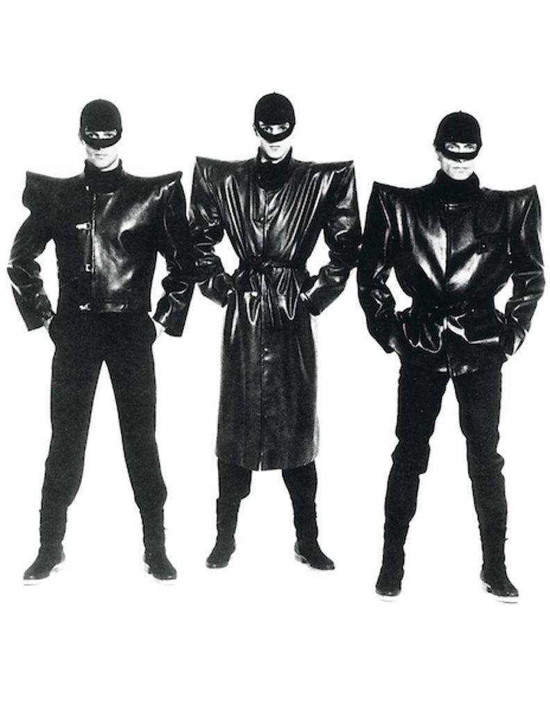 Pierre Cardin leather pagoda jackets