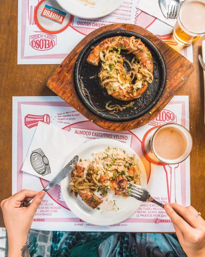 famous cafes - Veloso