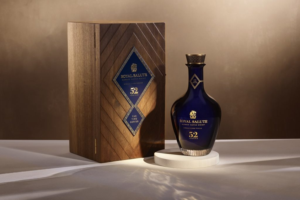 Royal Salute The Time Series 52-Year-Old Single Cask Finish