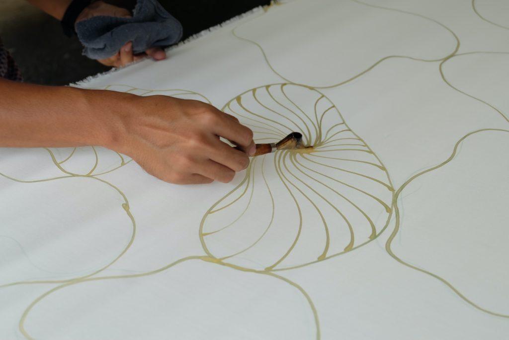 Fern Batik