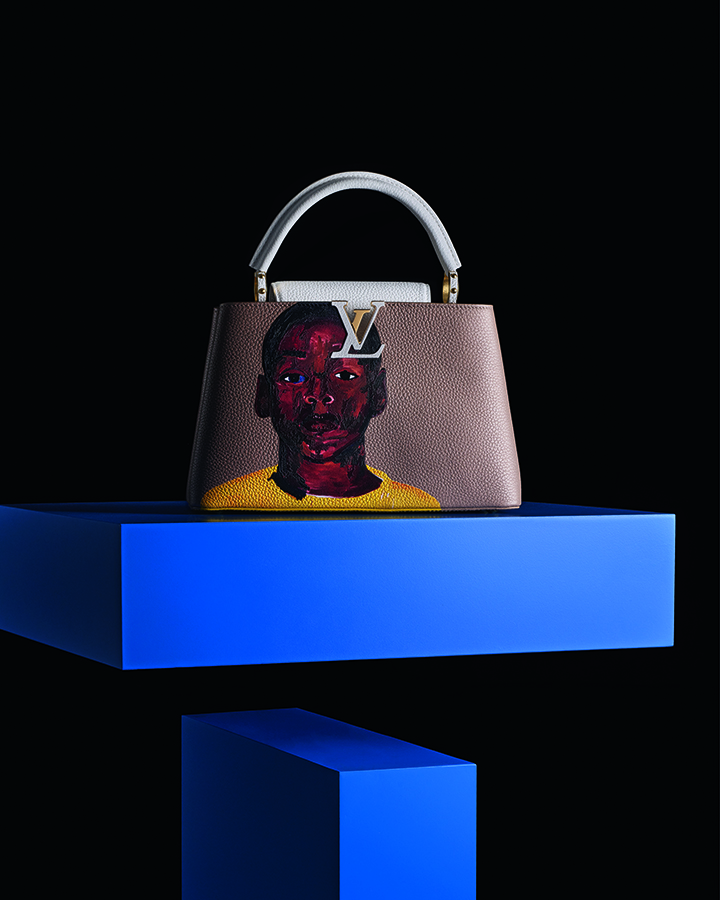 Louis Vuitton Capucines by Henry Taylor