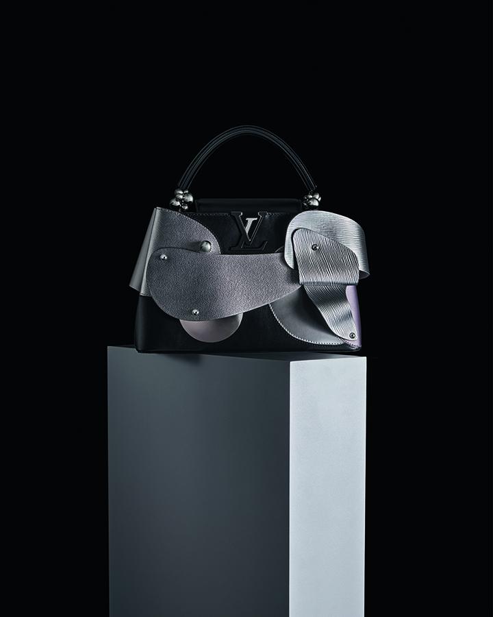 Louis Vuitton Capucines by Liu Wei