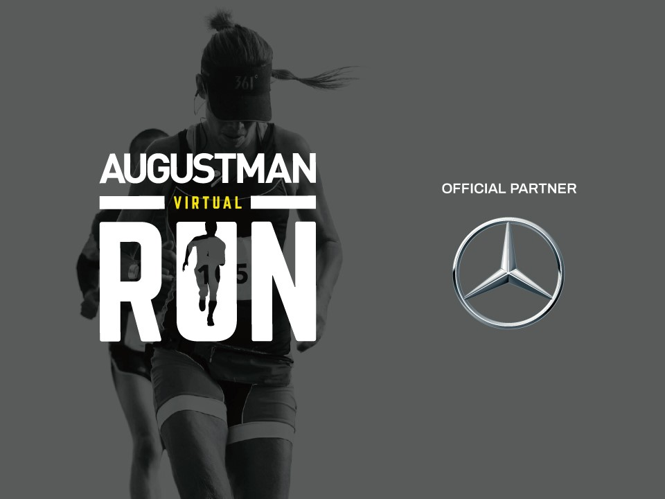 August Man Virtual Run 2020