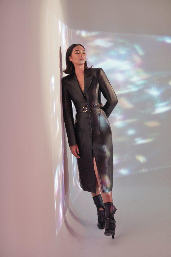 Ally and Serena Mukhriz in Fendi's Fall Winter 2020/2021 Womenswear collection
