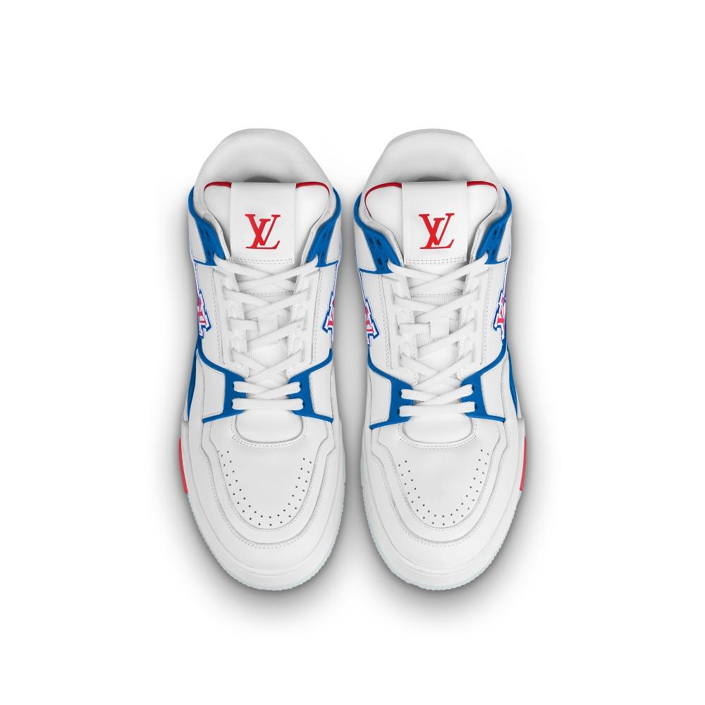 Louis Vuitton LV Trainer Tricolour