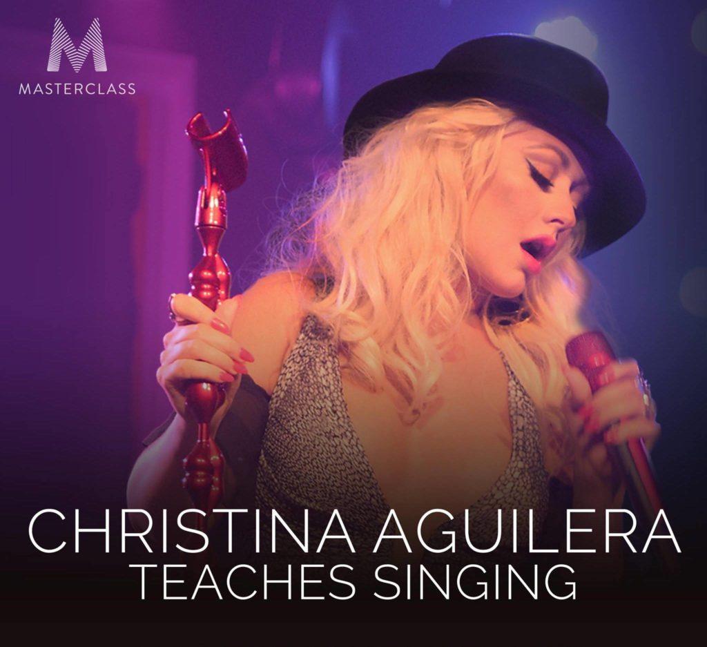 Masterclass - Christina Aguilera