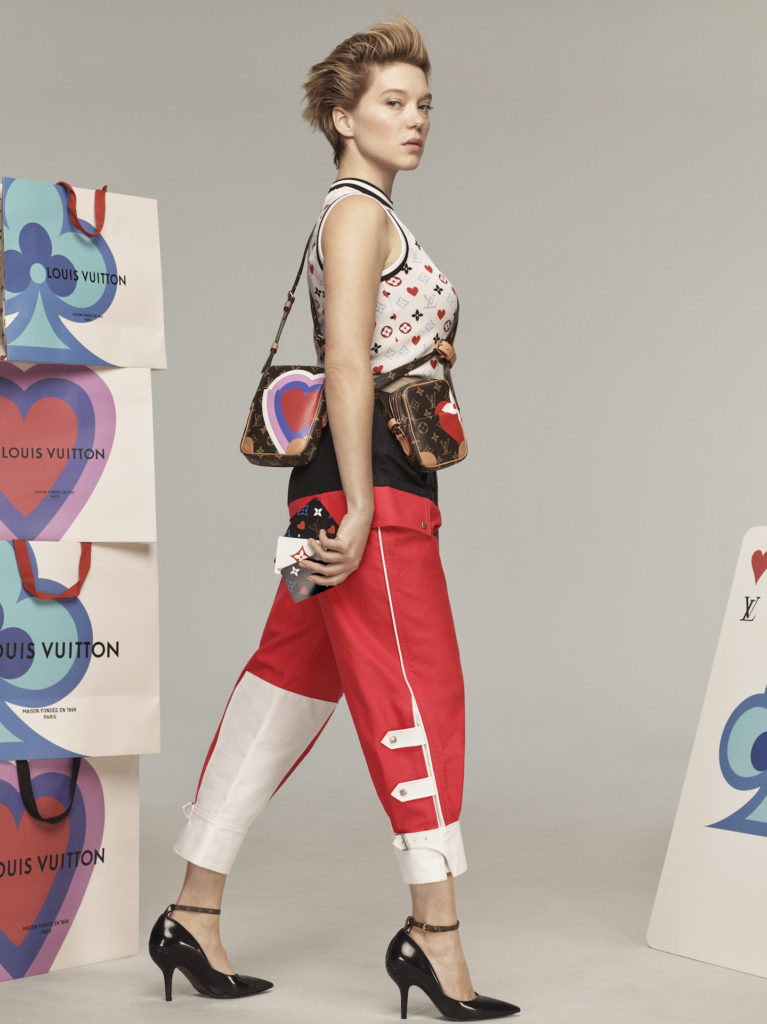 Louis Vuitton Cruise 2021 'Game On' collection