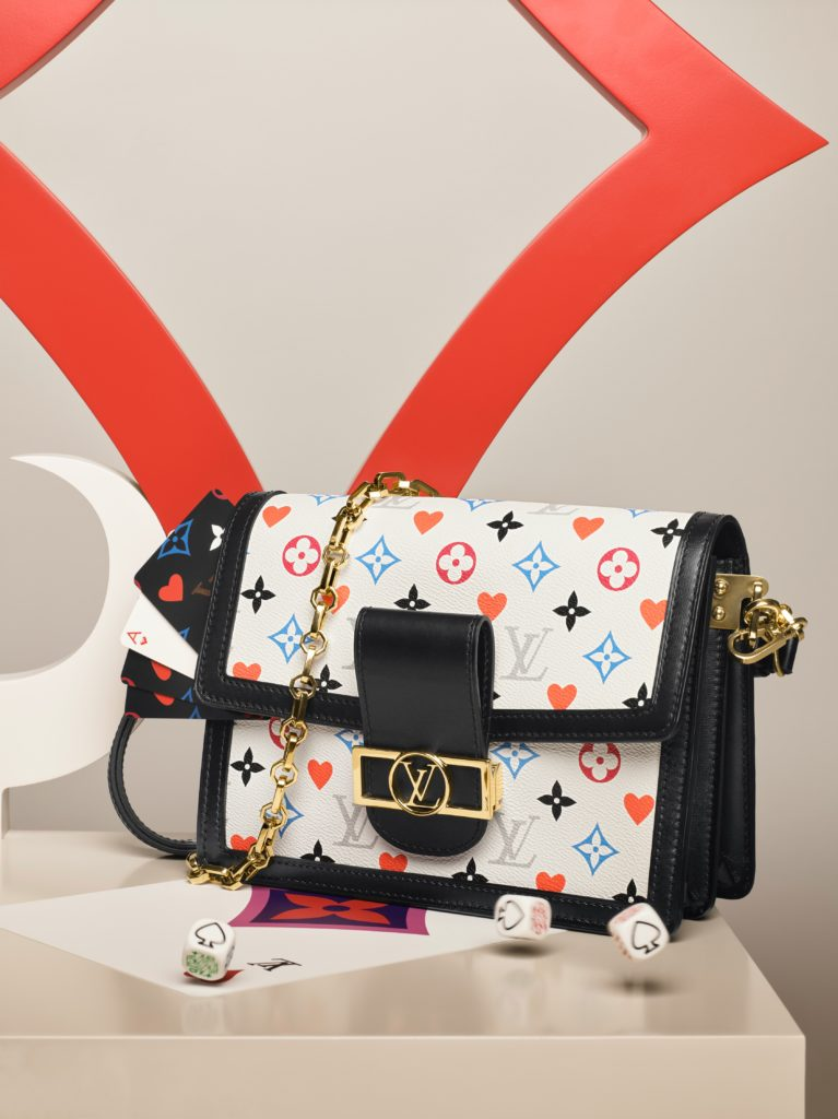 Dauphine Bag - Louis Vuitton Cruise 2021 'Game On' collection