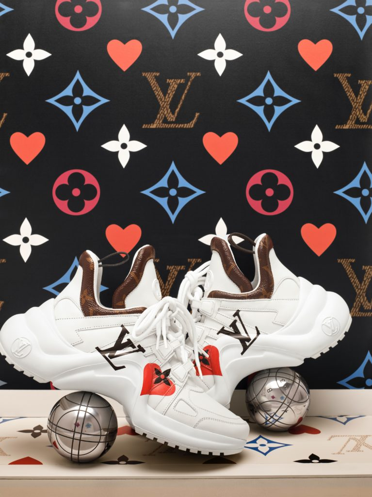 LV Archlight - Louis Vuitton Cruise 2021 'Game On' collection