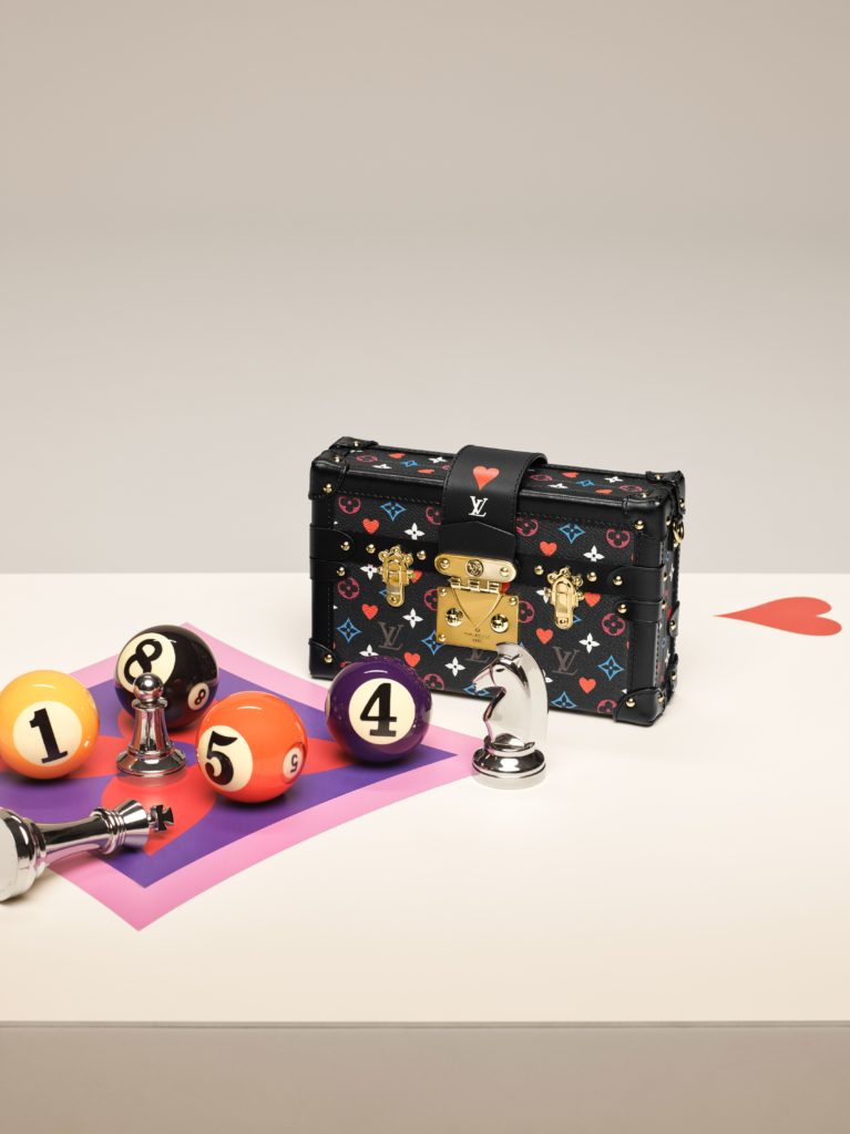 Petite Malle - Louis Vuitton Cruise 2021 'Game On' collection