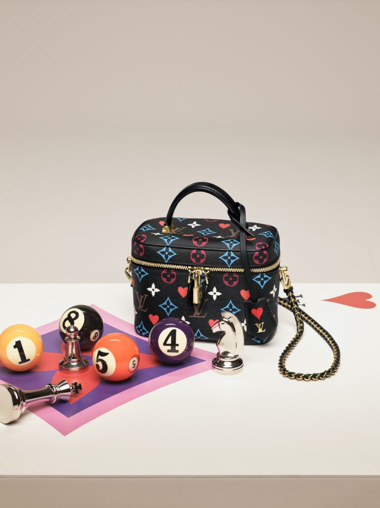 Vanity Bag - Louis Vuitton Cruise 2021 'Game On' collection