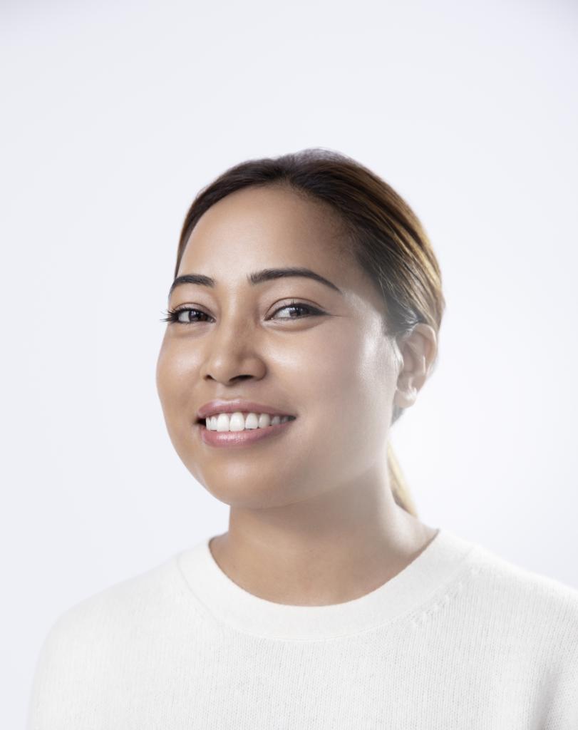 Binita Shrestha - Clé de Peau Beauté 2020 'Power of Radiance' Awards