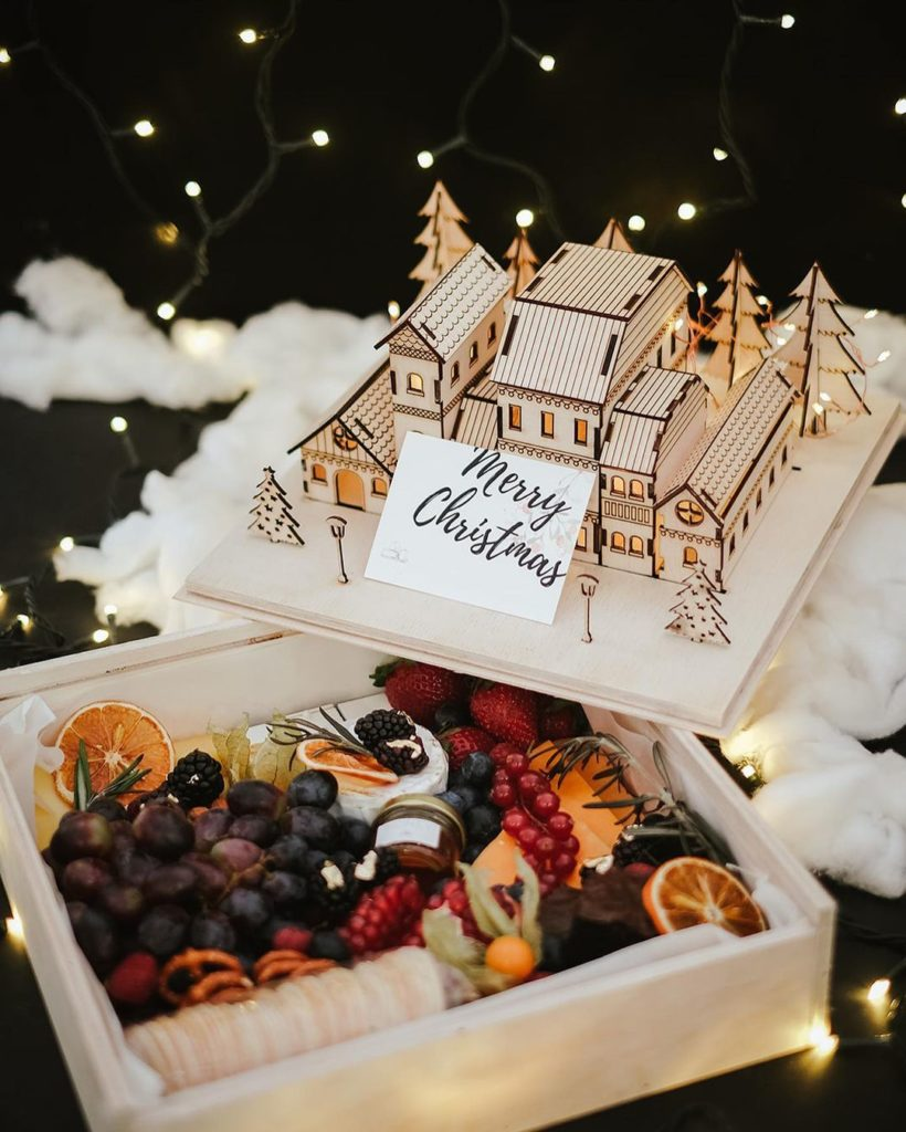 Keju by Carmen's Christmas Town