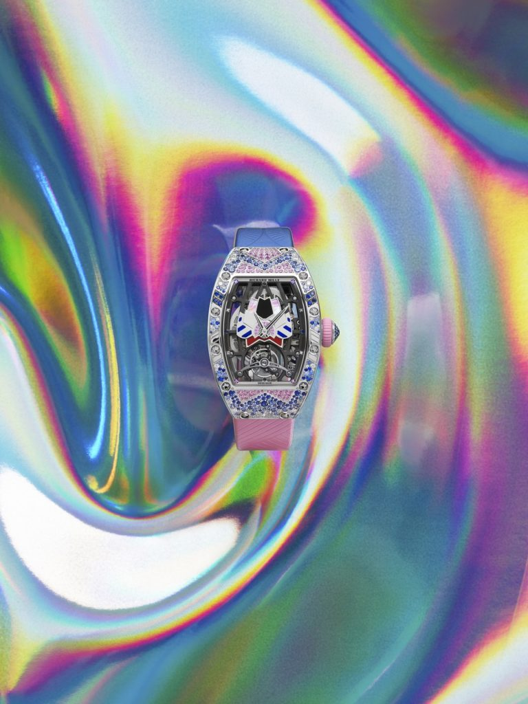 Richard Mille RM 71-02 Automatic Tourbillon Talisman Paloma