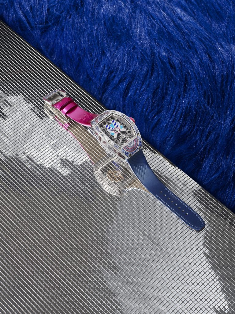 Richard Mille RM 71-02 Automatic Tourbillon Talisman Diana