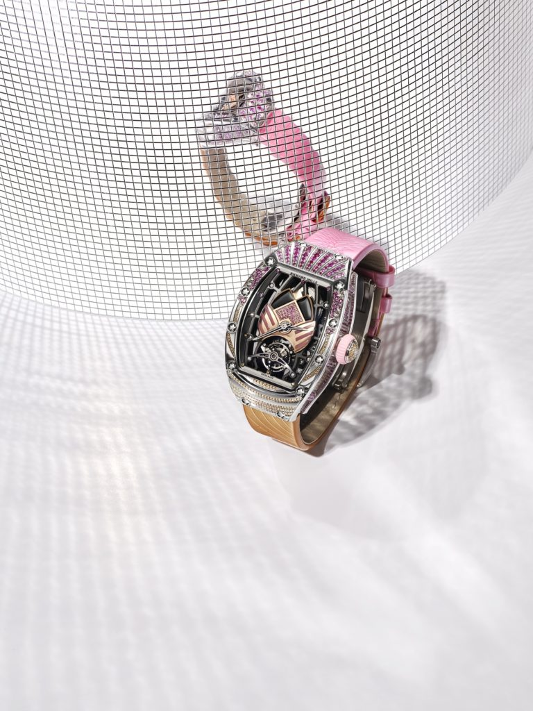 Richard Mille RM 71-02 Automatic Tourbillon Talisman Donna
