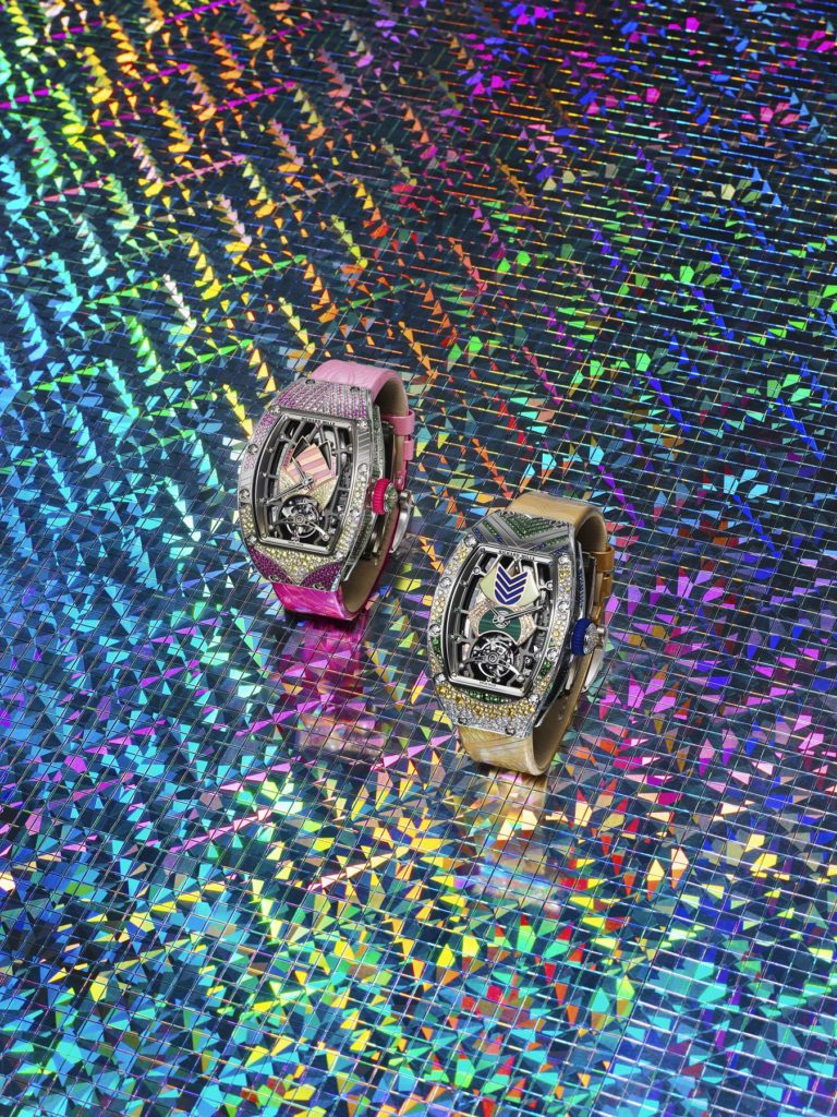Richard Mille RM 71-02 Automatic Tourbillon Talisman Carmen and Bianca