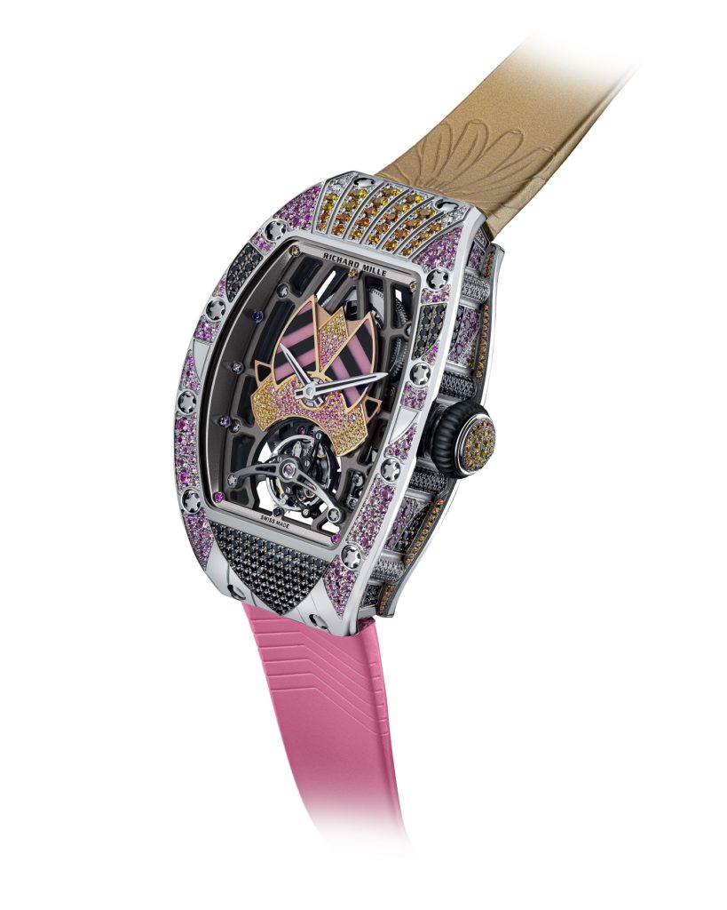 Richard Mille RM 71-02 Automatic Tourbillon Talisman Gloria