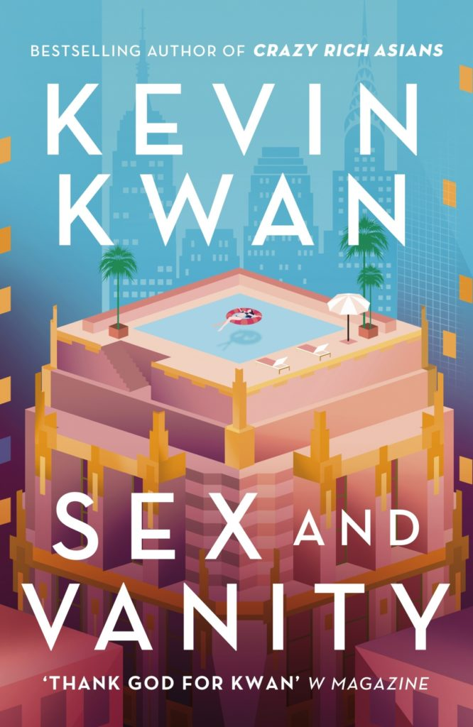 Kevin Kwan 'Sex and Vanity'