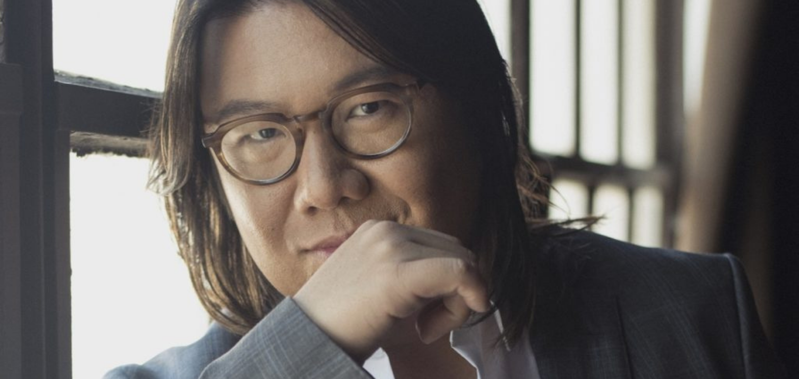 Kevin Kwan talks about Asian storylines in his latest book, 'Sex and Vanity'