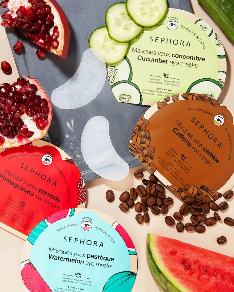Sephora Collection Eye Masks