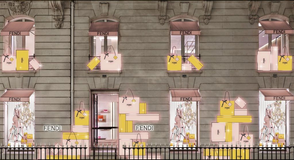 FENDI Paris