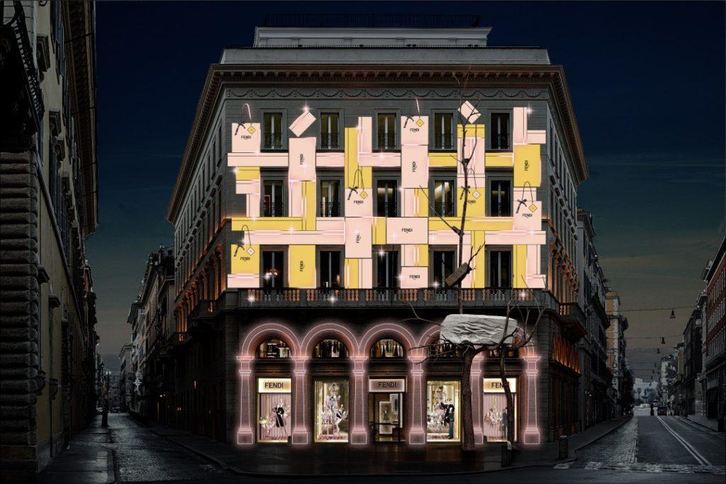 FENDI Palazzo Rome