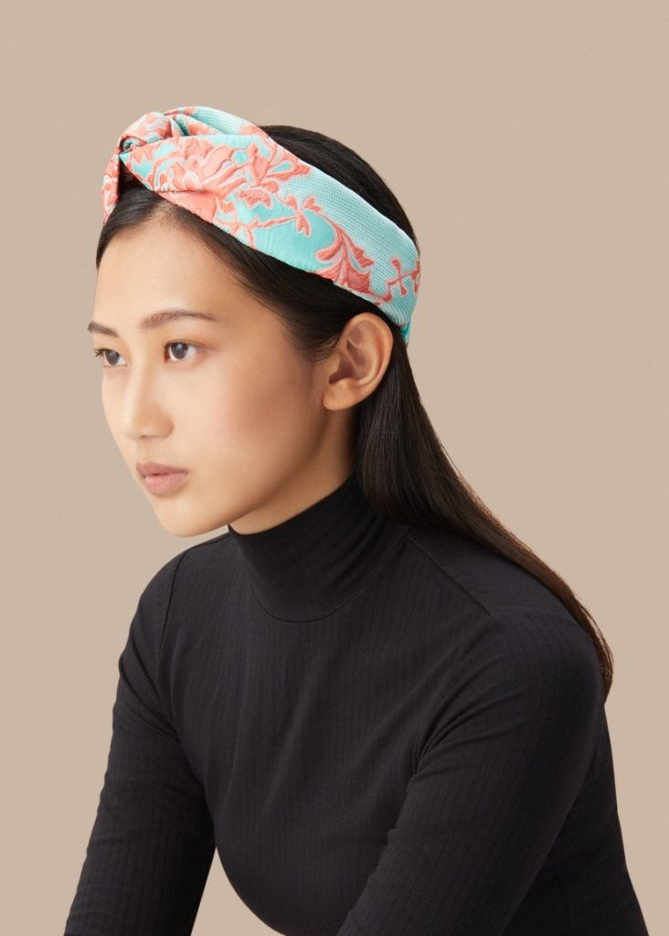 Frida Headband in Romantico - Khoon Hooi