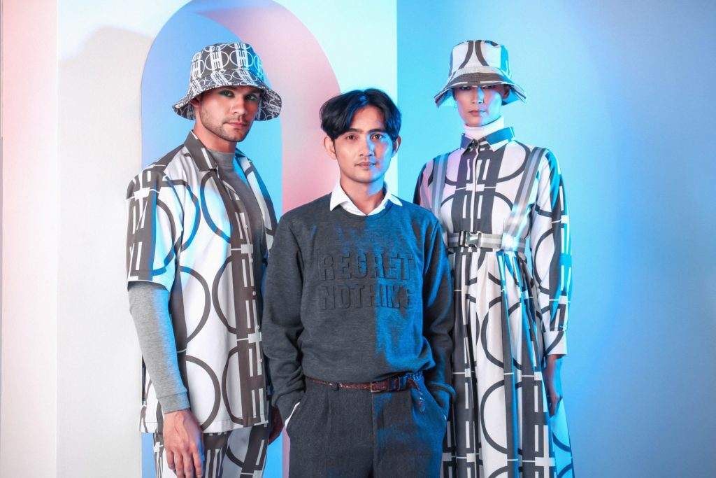 Hatta Dolmat HD Monogram RTW sustainable collection