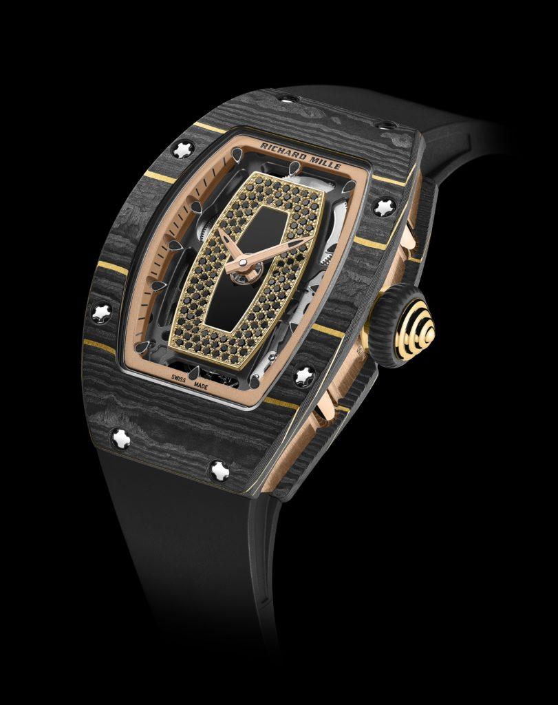 Richard Mille RM 07-01 Gold Carbon TPT