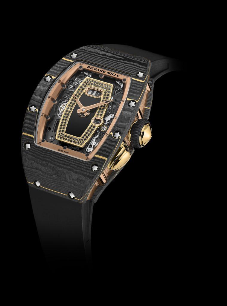 Richard Mille RM 037 Gold Carbon TPT