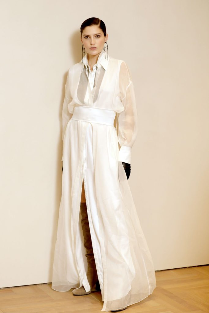 Brunello Cucinelli Women's Fall/Winter collection 2020