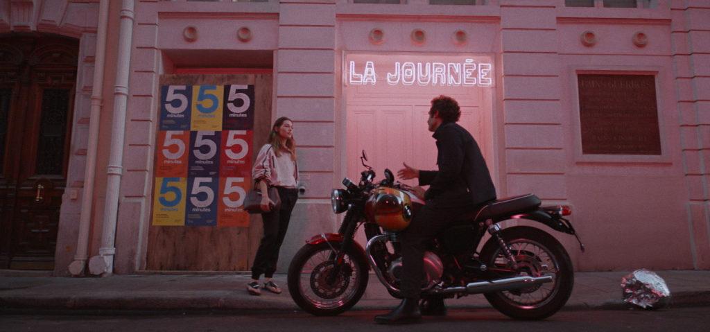 Longchamp Roseau - film