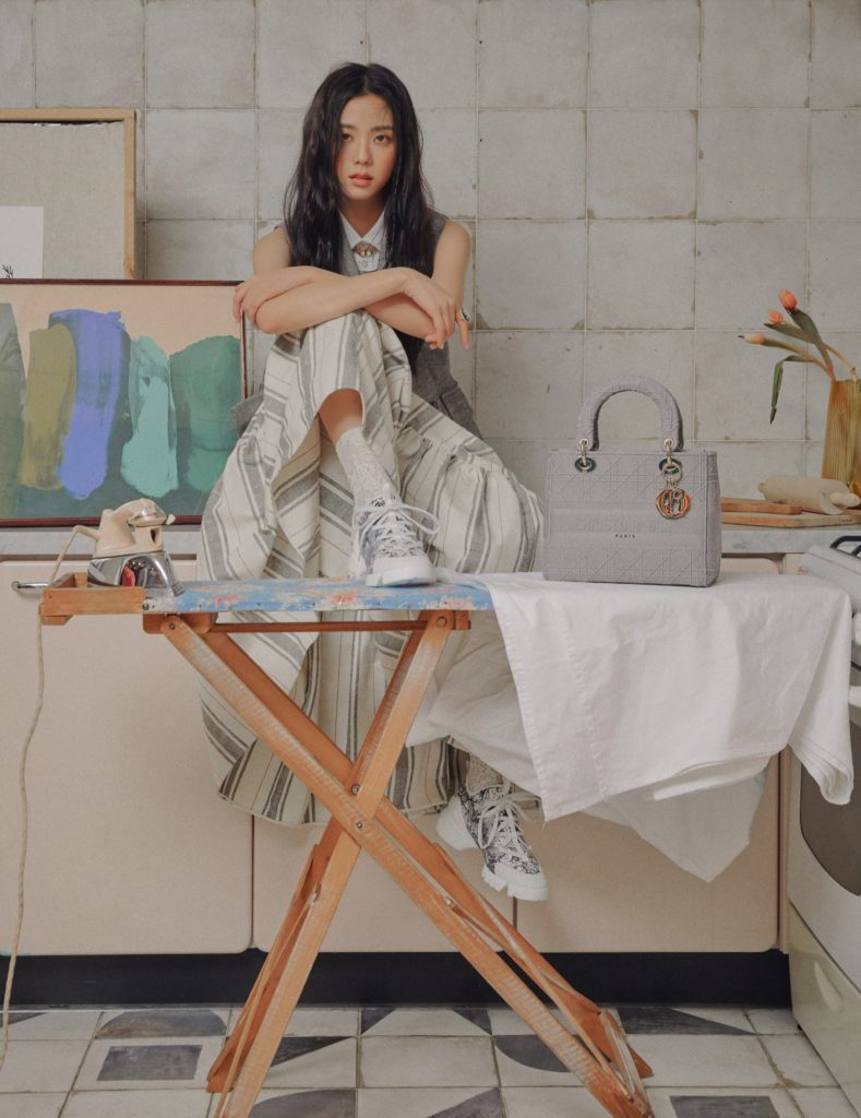 Lady Dior x Jisoo