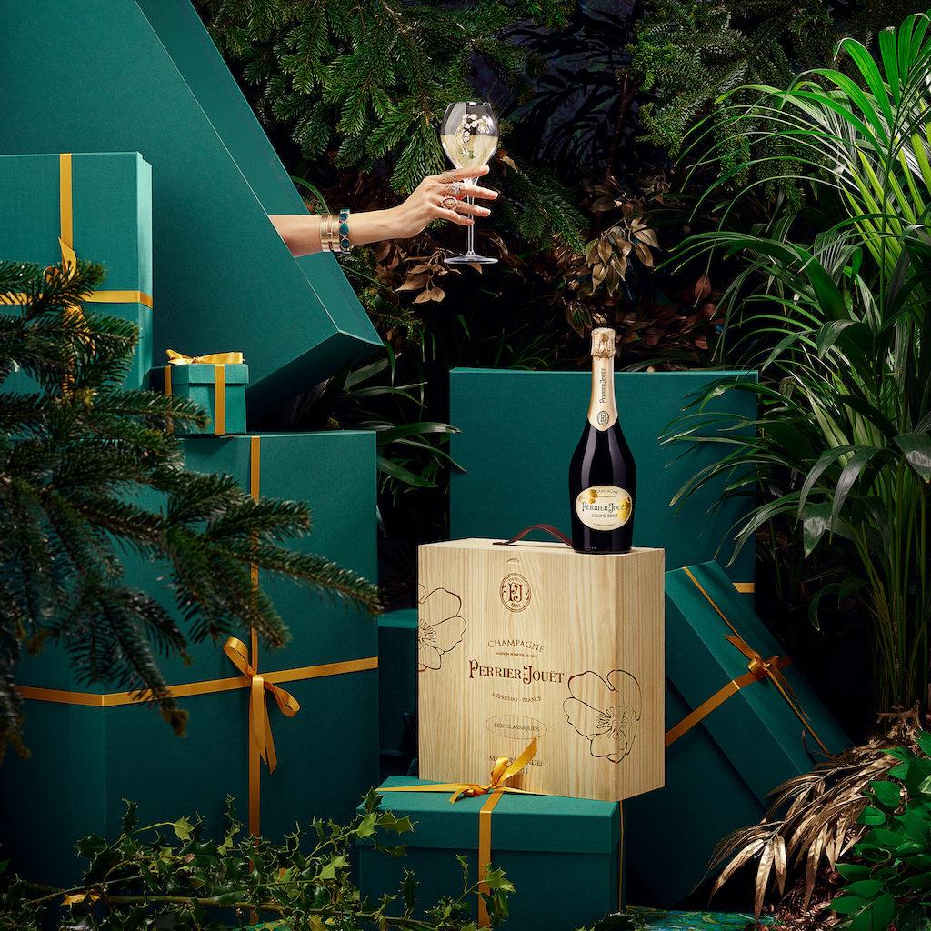 Perrier-Jouët Champagne France Grand Brut