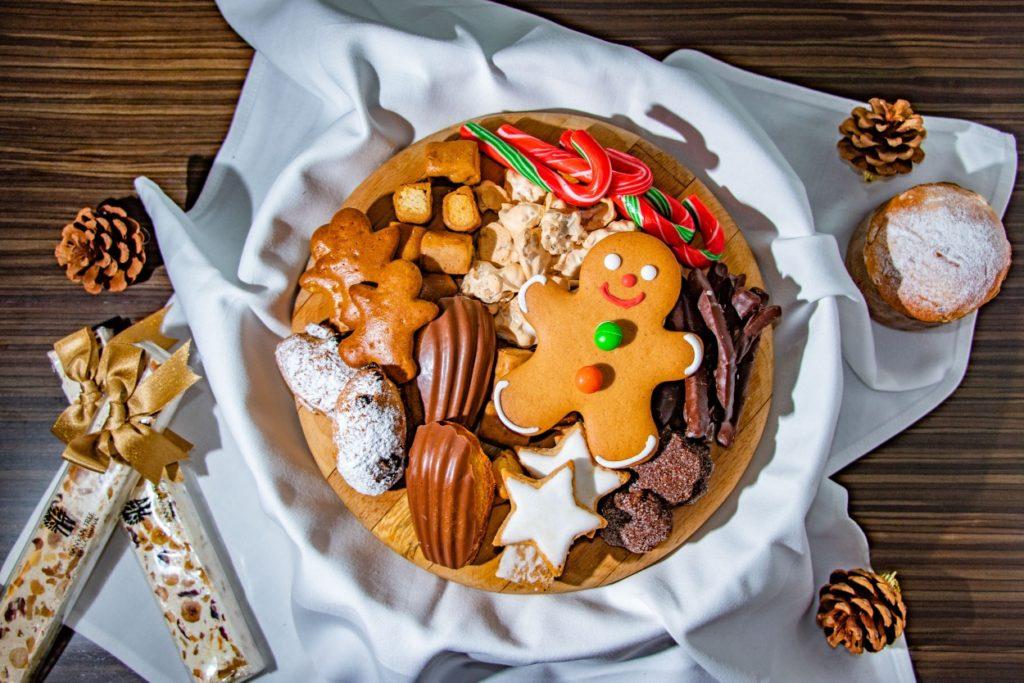 Gingerbread Man Cookies from Bake by Banyan Tree - Christmas at Banyan Tree Kuala Lumpur