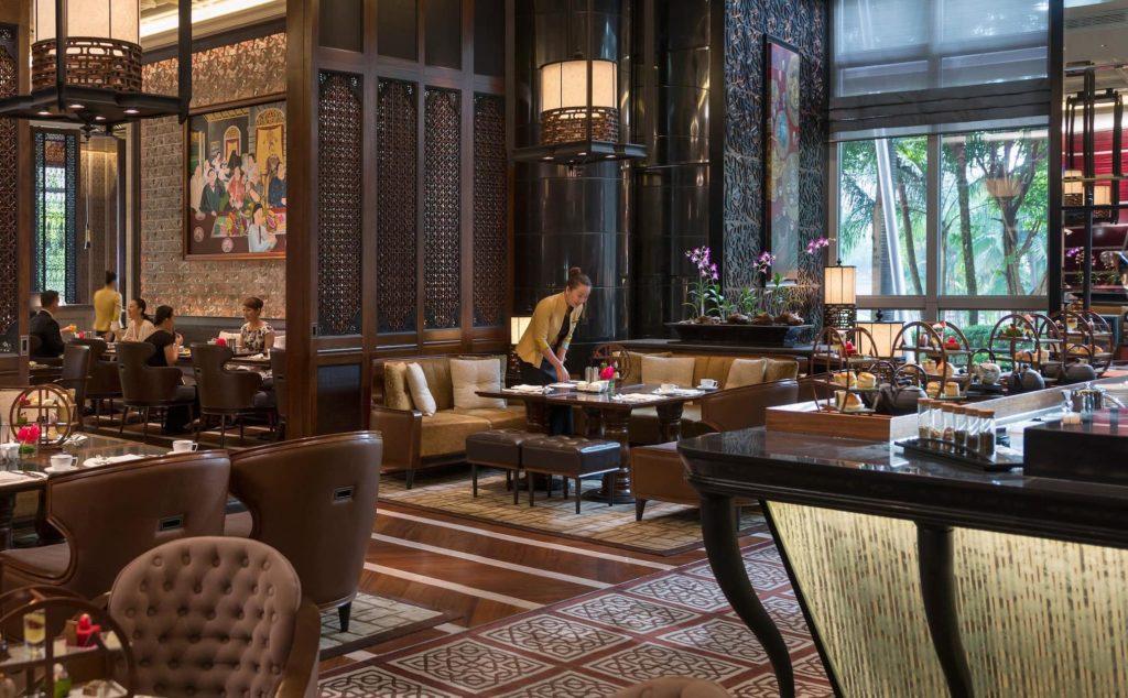 Lounge on the Park, Mandarin Oriental Kuala Lumpur