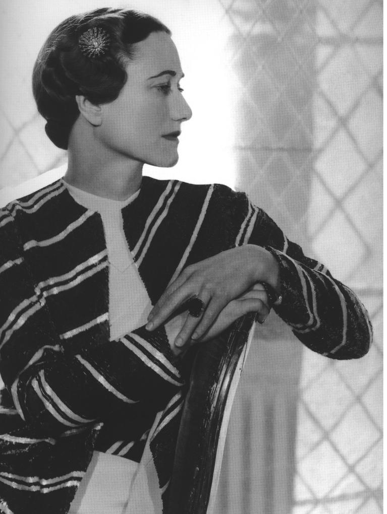 Wallis Simpson, the Duchess of Windsor