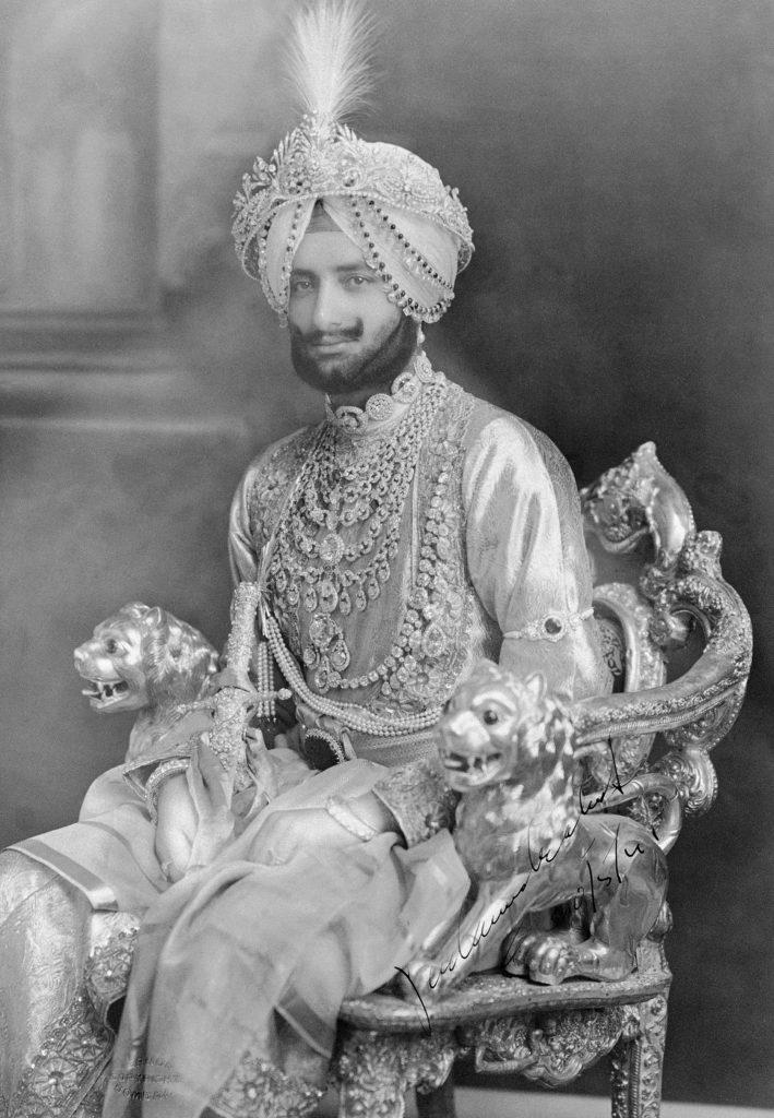 Sir Bhupindra Singh, the Maharaja of Patiala
