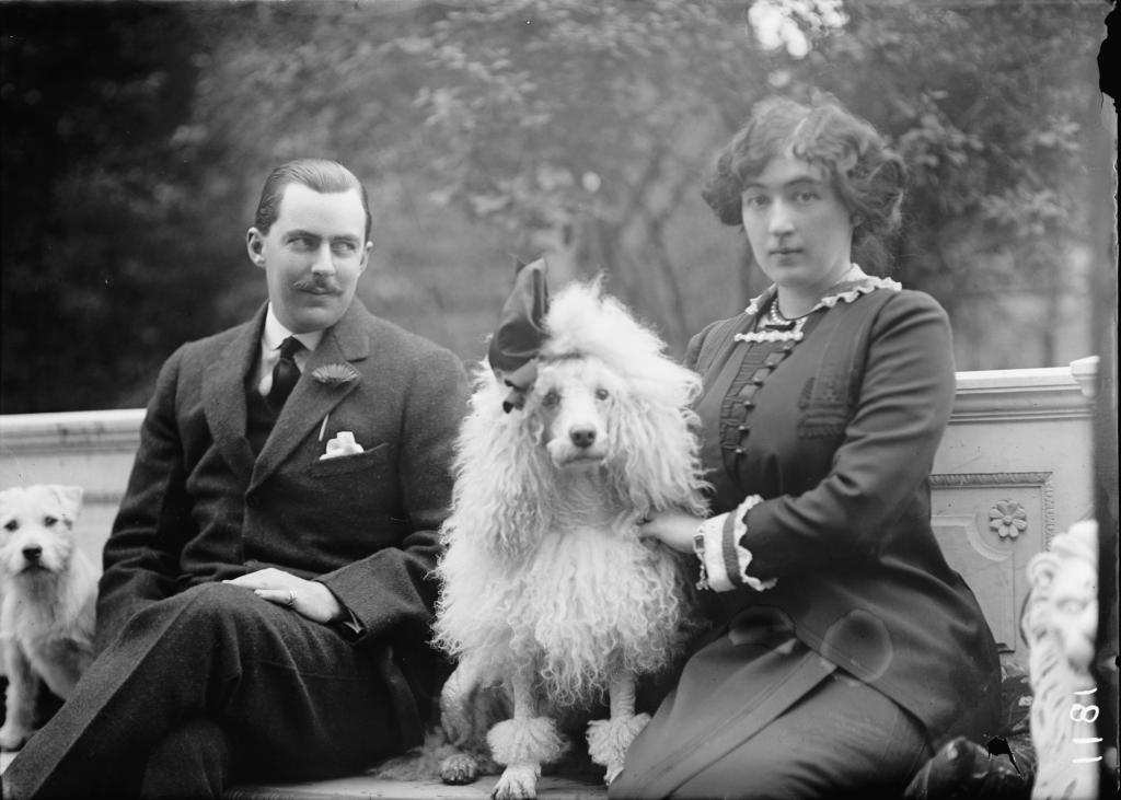 Edward Beale and Evalyn Walsh MacLean