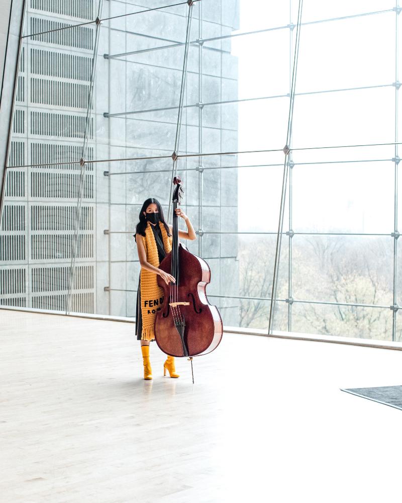 Jayla Chee, FENDI Renaissance – Anima Mundi